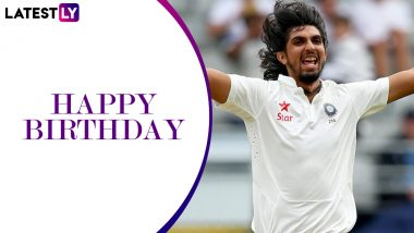 Ishant Sharma Turns 31: A Look at Five Excellent Bowling Spells by the Indian Pacer As He Celebrates Birthday in West Indies
