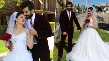 Jay Bhanushali Wishes Wife and Baby Mama Mahhi Vij In An Adorable Post On Their 9th Wedding Anniversary!