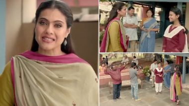 Kajol Urges People to Use Toilets and Practise Safe Sanitation in a New PSA for Swachh Bharat Campaign (Watch Video)
