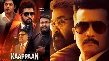 Kaappaan Movie Review: It's A Thumbs Down from Critics for Mohanlal – Suriya's Action Drama
