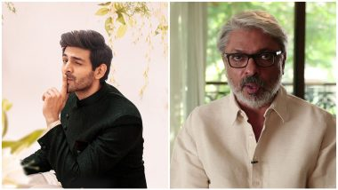 Kartik Aaryan Visits Sanjay Leela Bhansali Right after Deepika Padukone! Are You Thinking What We Are Thinking?