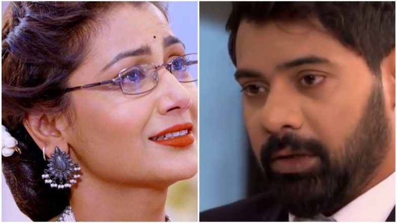 Kumkum Bhagya  October 11, 2019 Written Update Full Episode: Pragya Opens Up to Abhi About Priyanka's Mental Condition, But the Latter Twists Facts to Make Rishi Look Like a Culprit