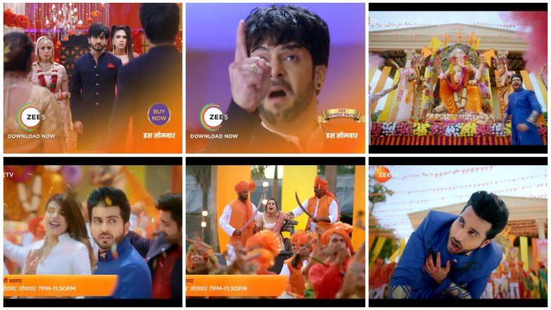 Kundali Bhagya Ganesh Chaturthi Special: Preeta Gets Kidnapped, Karan Gets Slashed With A Sword! (Watch Video)