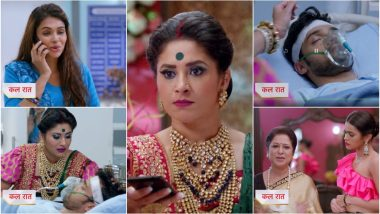 Kasautii Zindagii Kay 2 September 11, 2019 Preview: Sharda and Tanvi Are Happy With Anurag's Accident For Their Selfish Reasons!