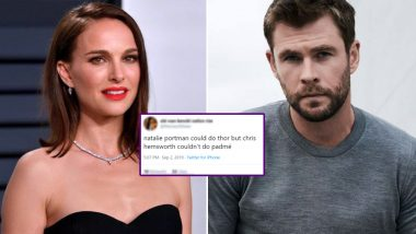 'Could Do but Couldn't Do' Memes Are Going Crazy Viral, Twitterati Hilariously Trolls Male Actors in Hollywood