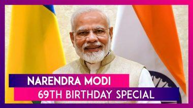 Narendra Modi 69th Birthday Special: Quotes by Prime Minister of India on Range of Issues