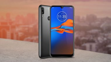Motorola Moto E6s Budget Smartphone, Moto Smart TV Launched in India; Prices, Features & Specifications