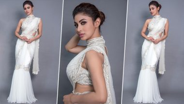 Mouni Roy's Stunning Look for Made in China Trailer Launch Will Make You Fall in Love With Her (View Pics)