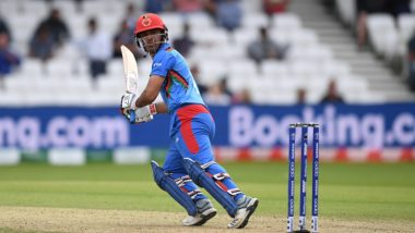 Mohammad Nabi and Najibullah Zadran Hit Seven Sixes in Seven Balls to Tear Zimbabwe Apart in 2nd T20I Of Tri-Series