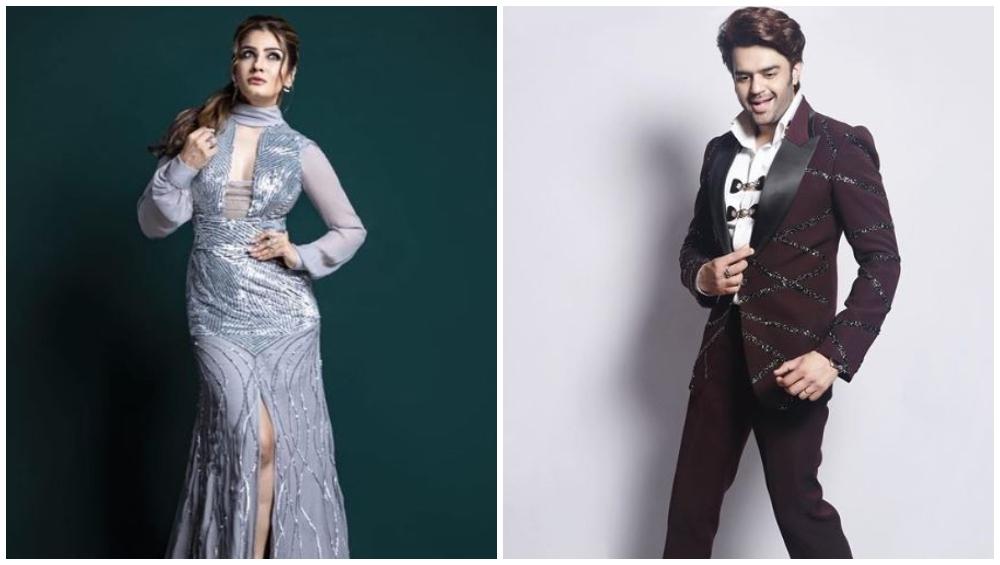 Nach Baliye 9: Raveena Tandon and Maniesh Paul's Tiff Halts Shoot For One Hour!