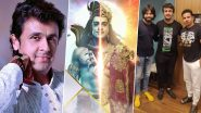 Vikkas Manaktala - Savi Thakur's Namah: Sonu Nigam Lends His Voice For The First Ever 8D Devotional Track!