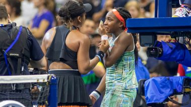Naomi Osaka Hails Coco Gauff's Fighting Spirit After Beating American Tennis Player at US Open 2019; 15-Year-Old Has a Heartwarming Reply (Read Tweet)