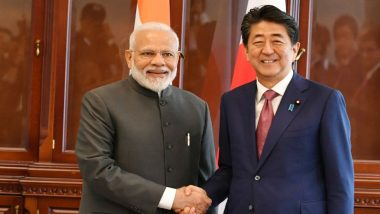 Japan PM Shinzo Abe May Cancel Guwahati Summit With PM Narendra Modi Amid Anti-Citizenship Bill Protests in Assam: Report