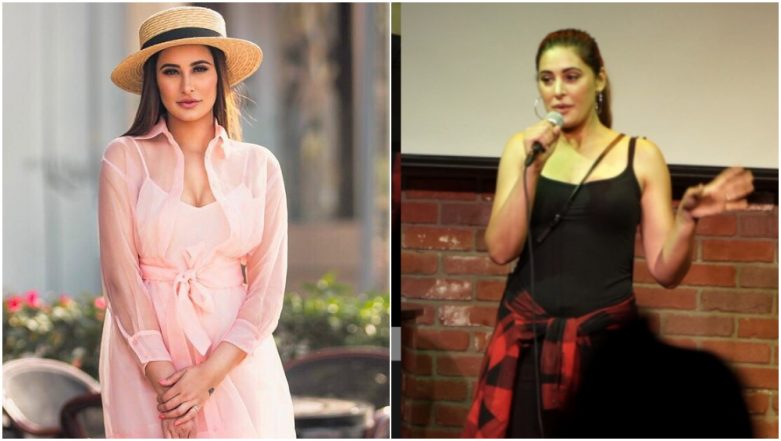 Nargis Fakhri Tries Her Hand at Stand-Up Comedy; Shares Her Funny Take on Feminism in Her First Gig (Watch Video)