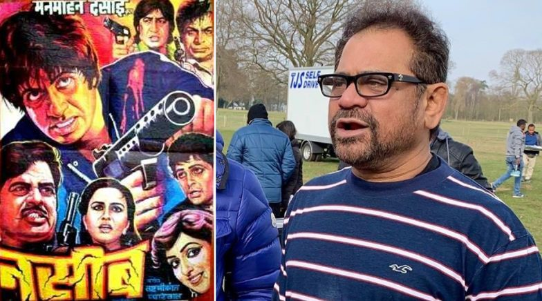 Pagalpanti Director Anees Bazmee Acted as a Child Actor in Amitabh Bachchan, Rishi Kapoor's Naseeb (View Pic)