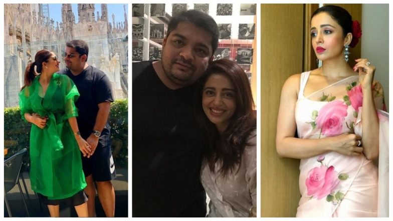 Nehha Pendse Hits Back At Trolls Targetting Her Fiance Shardul Singh, Reveals She'll Tie The Knot in 2020! (Read Details)