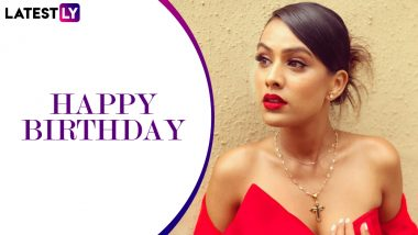 Nia Sharma Birthday Special: 5 Sultry Pictures of Jamai Raja Actress Will Make You Drool