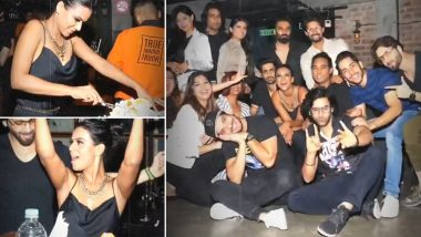 Anita Hassanandani, Arjun Bijlani, Surbhi Jyoti, Ravi Dubey and Other TV Stars Grace Nia Sharma's Birthday Bash (View Pics)