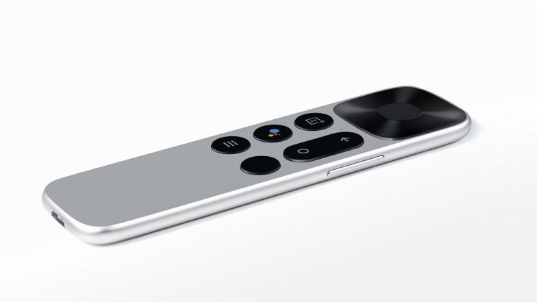 OnePlus TV Remote Revealed by CEO Pete Lau