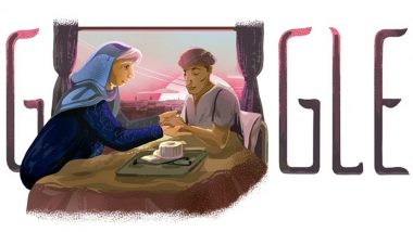 Dr Ruth Pfau's Google Doodle: Pakistan's 'Mother Teresa' Honoured With a Beautiful Doodle on Her 90th Birth Anniversary