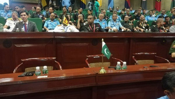 Pakistan Skips Military Medicine Conference Hosted by India for SCO States