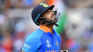 Rishabh Pant Trolled With Funny Memes For His Poor Show During India vs South Africa 3rd T20I 2019 Match