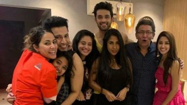 Kasautii Zindagii Kay 2's Cast Including Hina Khan, Shows Up For Parth Samthaan's Housewarming Party, Ex- Girlfriend Erica Fernandes Misses The Celebrations!