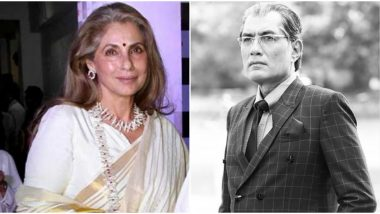 Denzil Smith to Play Dimple Kapadia's Husband in Tenet; All You Need to Know about This Indian Actor