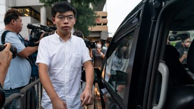 Joshua Wong, Hong Kong Activist, Slams Chinese Tabloid Global Times For Spreading Fake News About His Arrest