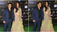 IIFA Awards 2019: Dabangg 3 Debutante Saiee Manjrekar – That's Salman Khan's Mystery Date on the Green Carpet! (View Pics)