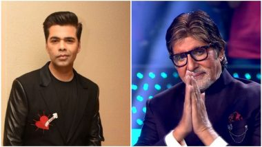 Kaun Banega Crorepati 11: Karan Johar Knew the Answer of Rs 1 Crore Question and It had a Takht Connection