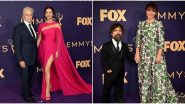 Emmys 2019 Red Carpet Highlights: Michael Douglas, Catherine Zeta-Jones, Peter Dinklage and Other Celebrities Attend the Soiree
