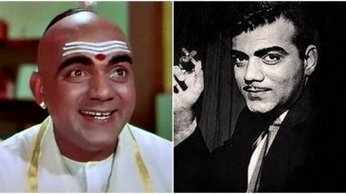 Mehmood Birth Anniversary: 5 Perennially Hilarious Comic Sequences the Legendary Comedian Had Gifted Us (Watch Videos)