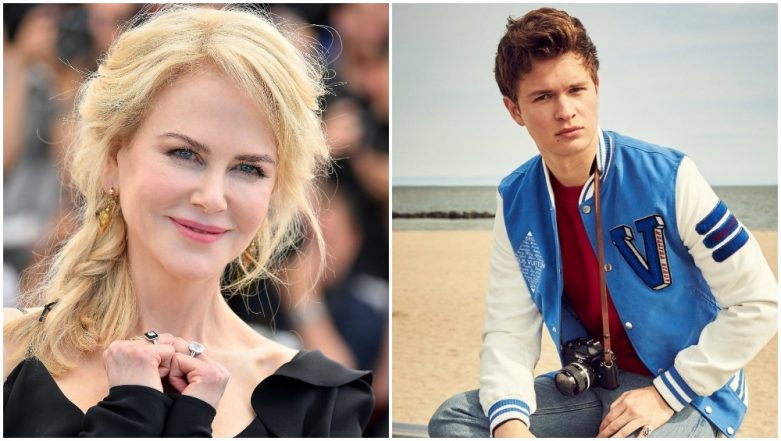 Nicole Kidman is Dating her 'The Goldfinch' Co-star Ansel Elgort ?