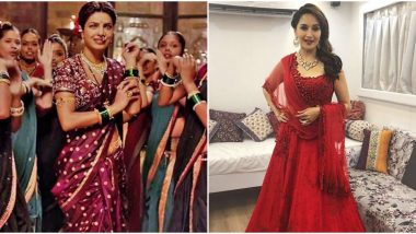 Priyanka Chopra to Revisit her Iconic 'Pinga' Song from Bajirao Mastani... But with Madhuri Dixit