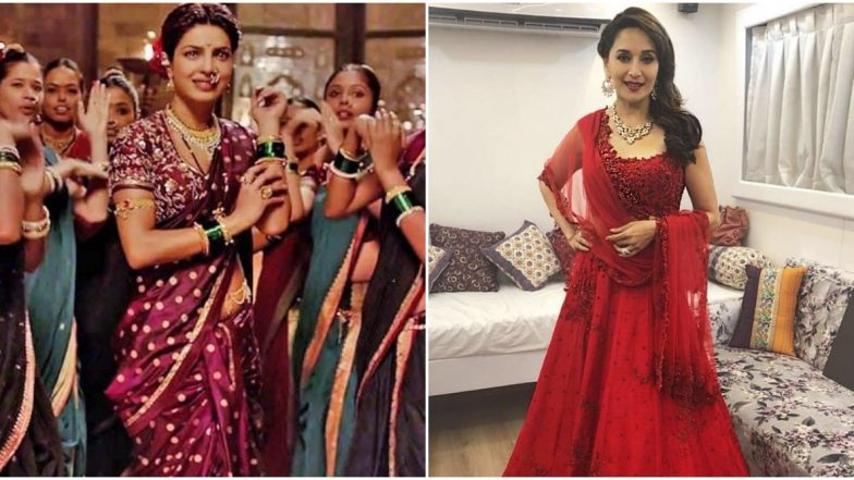 Priyanka Chopra to Revisit her Iconic 'Pinga' Song from Bajirao Mastani... But with Madhuri Dixit