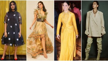 Vaani Kapoor, Tamannah and Shibani Dandekar's Fashion Outings add to our Woes this Week - View Pics