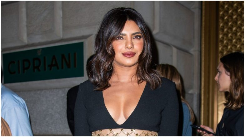 Priyanka Chopra to Promote 'The Sky is Pink' on the Jimmy Fallon Talk Show