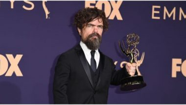 Emmys 2019: Peter Dinklage Sets a Record by Bagging his Fourth Best Supporting Drama Actor Trophy for Game of Thrones