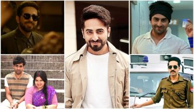 Ayushmann Khurrana Birthday Special: 7 Movies That Endeared the National Award Winning Actor In Our Hearts