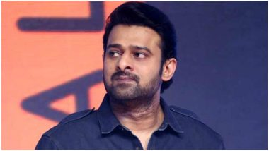 Prabhas' Fan Climbs a Cellphone Tower and Threatens to Jump if the Saaho Actor Doesn't Meet Him
