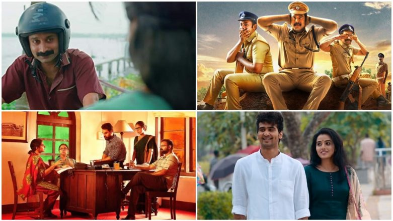 From Fahadh Faasil's Kumbalangi Nights to Mammootty's Unda, 7 Malayalam Movies of 2019 to Watch If You Want a Break From Bollywood Masala!