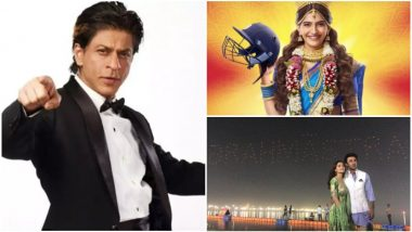 From The Zoya Factor to Brahmastra, Every Film Shah Rukh Khan Is Expected or Rumoured to Make a Cameo In!