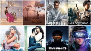 Saaho: From Ripping Off Blade Runner 2049 to Largo Winch, 7 Times Prabhas and Shraddha Kapoor's Film Was Accused of Plagiarism