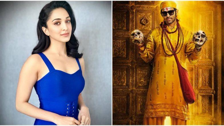 Kiara Advani Signs Another Horror Comedy, Will Star in Bhool Bhulaiyaa 2 with Kartik Aaryan