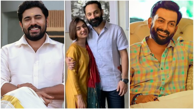Happy Onam 2019! Nivin Pauly, Nazriya Nazim, Prithviraj Sukumaran and Other South Stars Extend Heartfelt Wishes on the Auspicious Occasion! View Pics