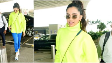 Deepika Padukone's Recent Airport Look is Fuss-Free and Easy to Ape - View Pics