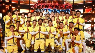 America's Got Talent: Mumbai Based Dance Group V. Unbeatable Enters the Finale, Judge Simon Cowell Believes The Final Episode Will be the Greatest One Ever