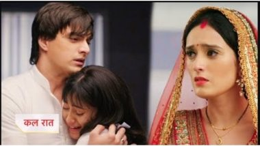 Yeh Rishta Kya Kehlata Hai November 21, 2019 Written Update Full Episode: Kartik Is Relieved to See Naira Safe, While Vedika's Past Comes to Haunt Her