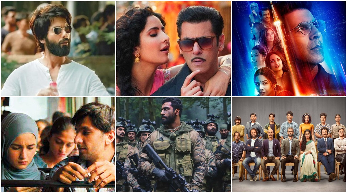 Box Office: From Vicky Kaushal's Uri to Sushant Singh Rajput's Chhichhore, All the Bollywood Films of 2019 That Made It to the Rs 100 Crore Club